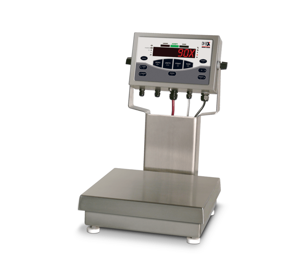 checkweigher, bench scale