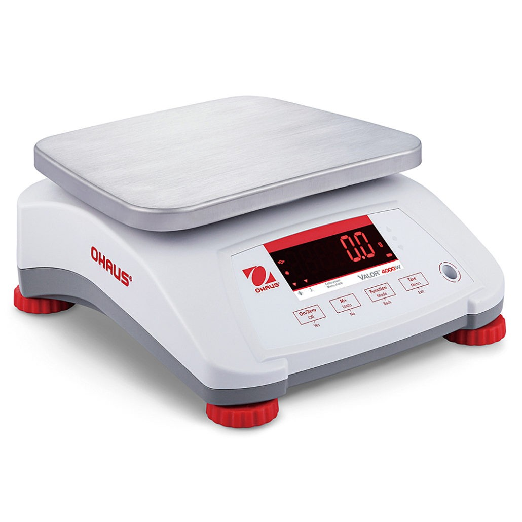 ohaus, valor, 4000, valor 4000, compact, bench, food, legal for trade, legal, trade