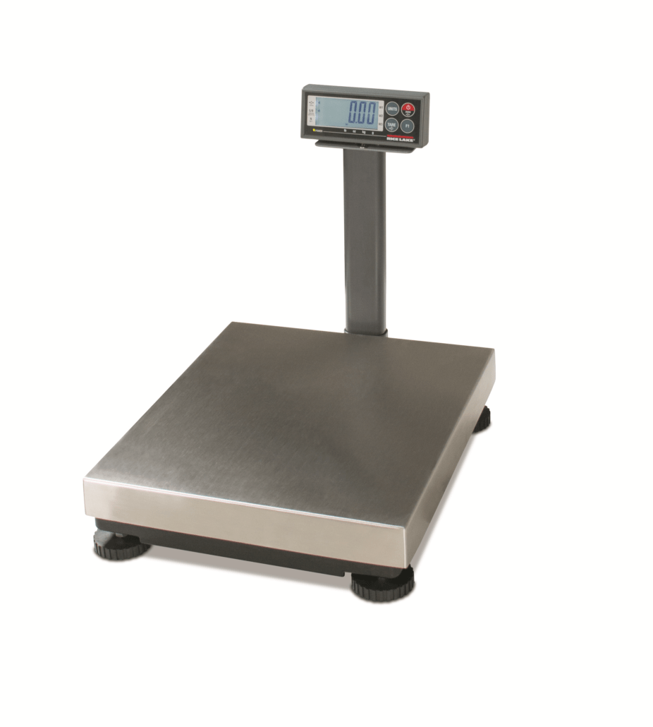 rice lake, bench, benchpro, bench scale, shipping, shipping scale, retail, retail scale